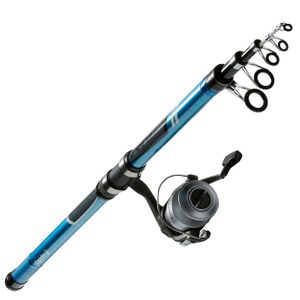 Rods Caperlan SET SURF 420 TELESCO