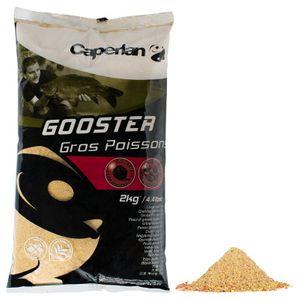GOOSTER GROS POISSONS 2 KG