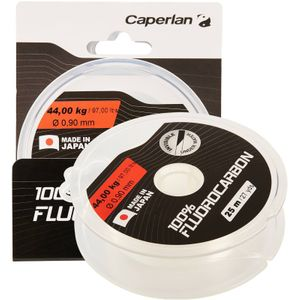 Leaders Caperlan FLUOROCARBON 100% 25 M 80/100
