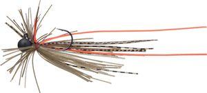 Hooks Daiwa SMALL RUBBER JIG SAQ SAS 2,6 G 15602002