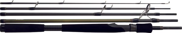TEAM DAIWA TRAVEL LEURRE EAU DOUCE MULTIBRIN TD704HFSBF