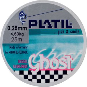 PLATIL GHOST FLUORO CARBON 25/100 GHOST20025