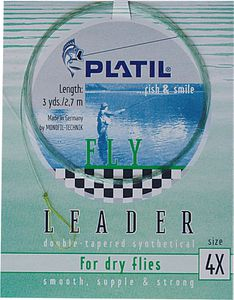 PLATIL FLY LEADER 0,18 / 0,46 2,50 M