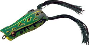 Lures Daiwa D POPPER FROG 6,5 CM - 14 G GREEN TEA