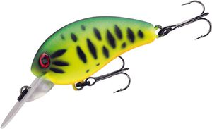 TOURNAMENT BABY CRANK 35F 3,5 CM - 3,3 G FIRE TIGER