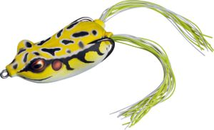 Lures Daiwa D'FROG 6 CM - 17 G YELLOW TOAD