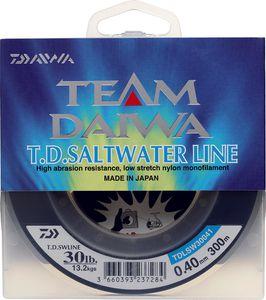 Lines Daiwa TEAM DAIWA SW 35/100 BLEU 300 M
