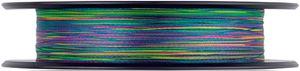 Lines Daiwa J BRAID X 4 17/100 500 M MULTICOLORE