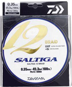SALTIGA 12 BRAID 55/100 300 M MULTICOLORE