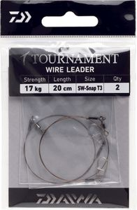TOURNAMENT WIRE LEADER 13,6 KG 20 CM