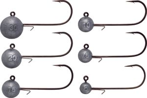 Hooks Daiwa TOURNAMENT D'JIG HEAD SS ROUND 7,5 G 16524207