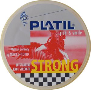 PLATIL STRONG 16/100 BRUN 25 M