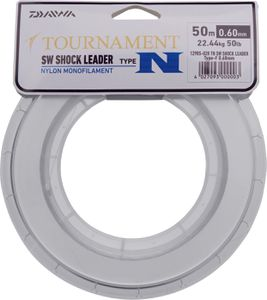 SHOCK LEADER 50 M TYPE N (NYLON) 60/100