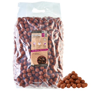CRP NATURAL BOILIES 24MM 10 KGS NATURALSEED 24MM 10KG SPICY