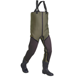 WADERS 3 THERMO FEUTRE WADERS PÊCHE WDS-3 THERMO FELT