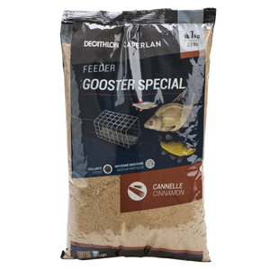 GOOSTER SPECIAL TOUS POISSONS FEEDER 1KG GOOSTER SPECIAL TP FEEDER 1KG