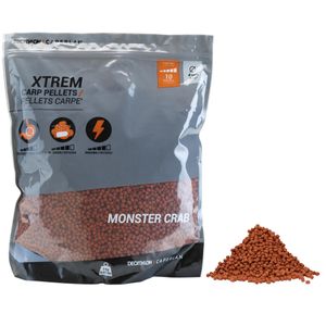 CRP XTREM PEL XTREM PELLETS 3KG MONSTERCRAB
