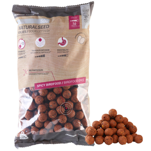 CRP NATURALBOILIES 2KGS NATURALSEED 20MM 2KG SPICY