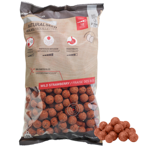 CRP NATURALBOILIES 2KGS NATURALSEED 20MM 2KG FRAISE
