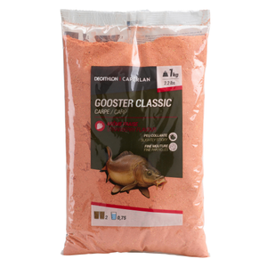 GOOSTER CLASSIC CARPE ROUGE FRAISE 1KG GOOSTER CLASSIC CARPE FRAISE