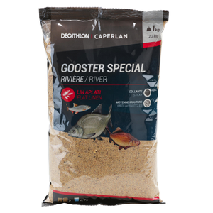 GOOSTER SPECIAL TOUS POISSONS RIVIERE 1K GOOSTER SPECIAL TP RIVIERE 1K