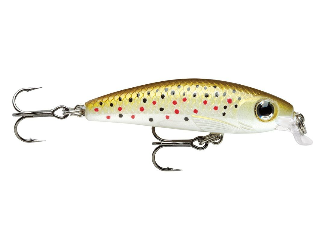 ULTRA LIGHT MINNOW ULM04 BROWN TROUT