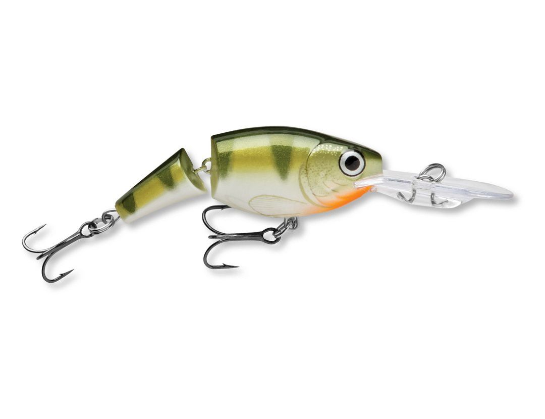 JOINTED SHAD RAP JSR05 YELLOW PERCH