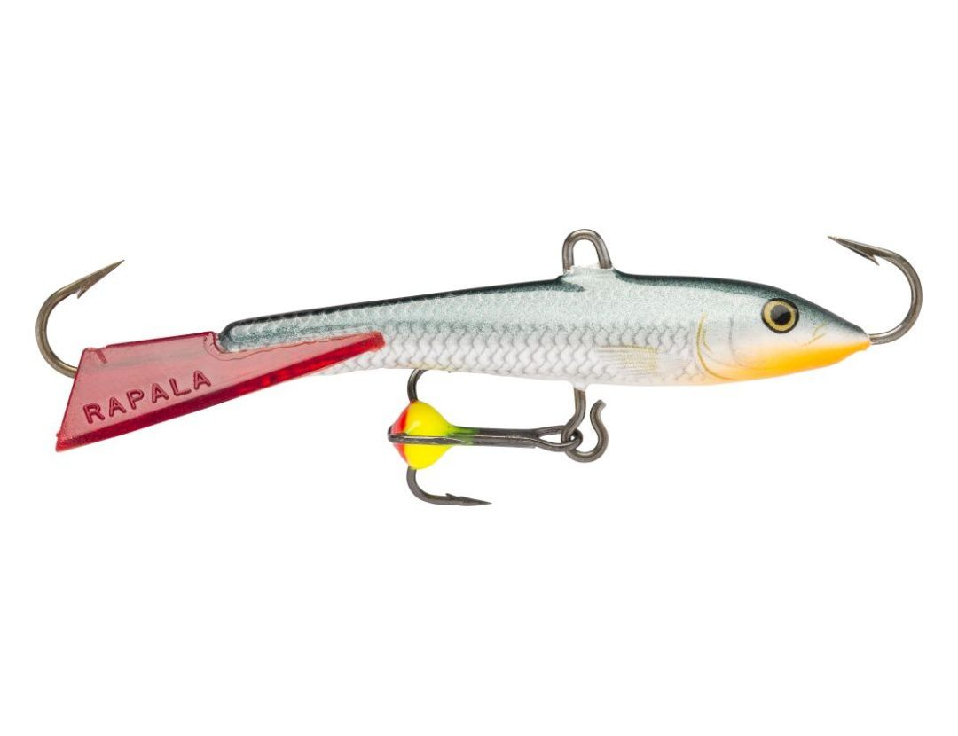 JIGGING RAP WH3 PEARL SHINER