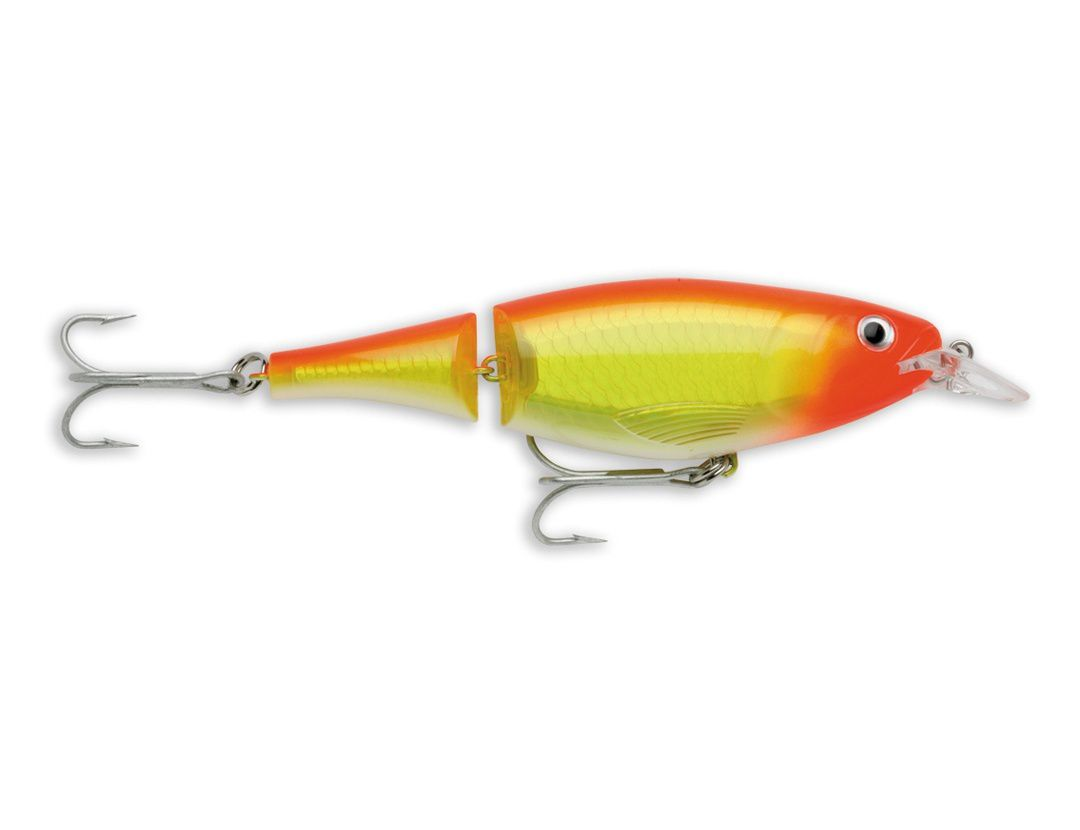 X-RAP JOINTED SHAD XJS13 HOT HEAD