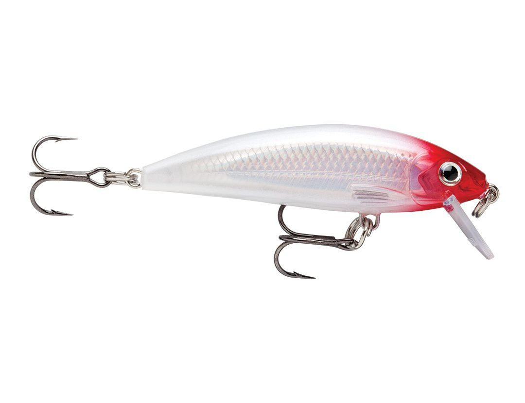 Rapala  X-Rap CountDown XRCD07 Red Head