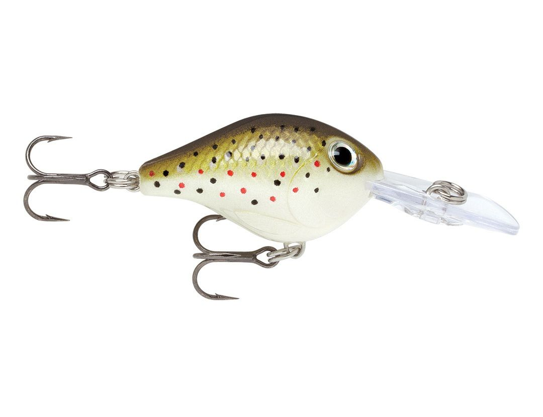 ULTRA LIGHT CRANK ULC03 BROWN TROUT
