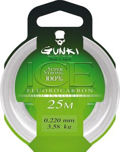 Leaders Gunki FLUOROCARBONE ICE 0,17
