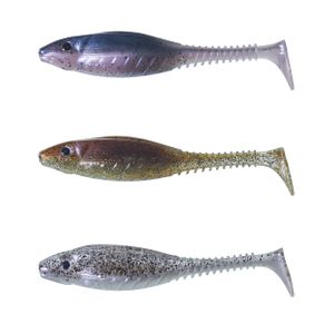 VMAX GRUBBY SHAD 13CM 10,5 CLEAR WATER KIT