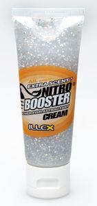 Lures Illex NITRO BOOSTER AIL CREAM WHITE 75ML
