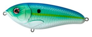 DEXTER JERK 120 SP LIME JELLY SHAD