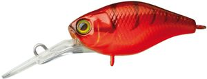Lures Illex DEEP DIVING CHUBBY 3.8CM RED CRAW