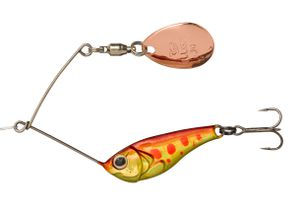 Lures Illex STREAM ROLLER 4G RED/COPPER YAMAME