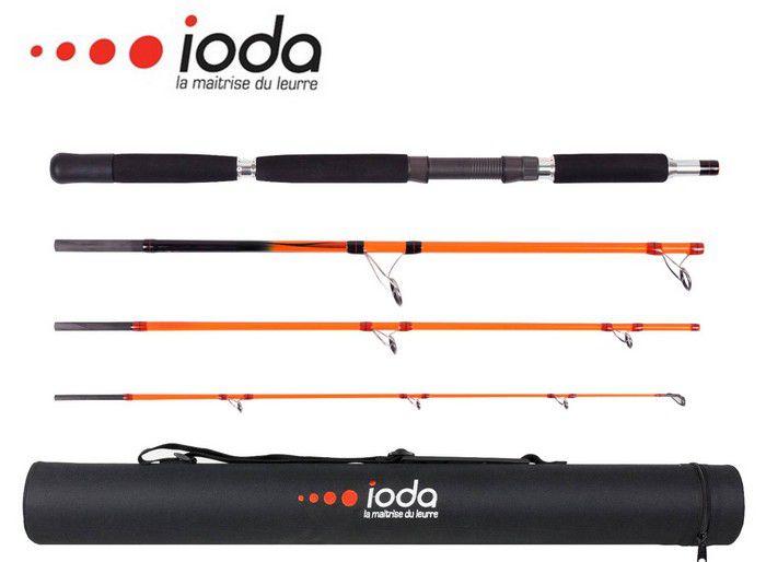 Rods Ioda MER POPPER 85P/4 POPPER 100-200GR