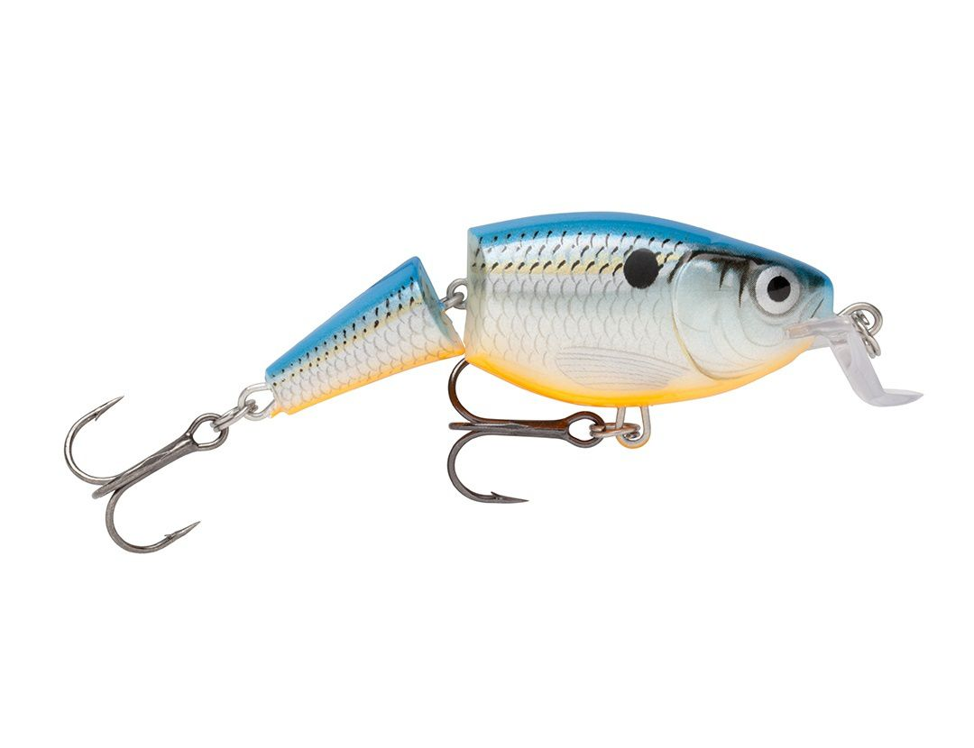JOINTED SHALLOW SHAD RAP JSSR05 BLUE SHAD