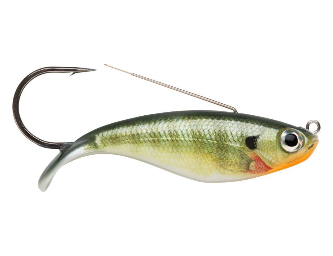 WEEDLESS SHAD WSD08 BLUEGILL