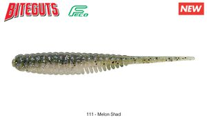"Lures Noike REDBEE 2.8"" 111 - MELON SHAD"