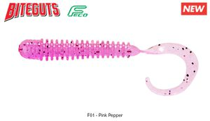 """RING CURLY 3"""" F01 - PINK PEPPER"""