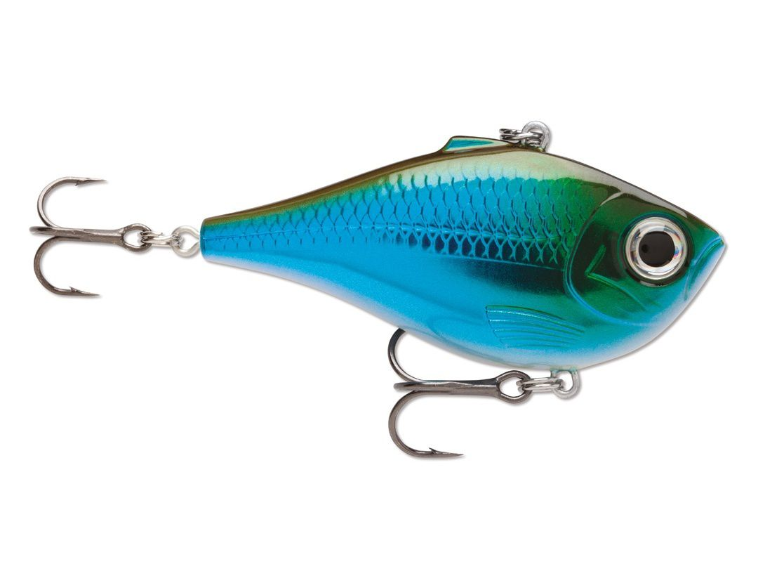 RIPPIN' RAP RPR05 CHROME MOSS BACK SHINER