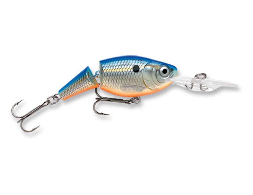 JOINTED SHAD RAP JSR07 BLUE SHAD