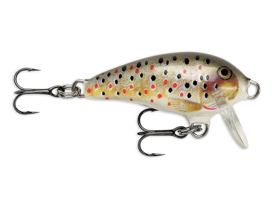 MINI FAT RAP MFR03 BROWN TROUT