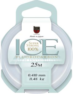NYLON FLUOROCARBONE P&M ICE 0,41