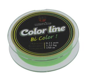 NYLON E.VIVES COLOR LINE GREEN/YLW .0,148