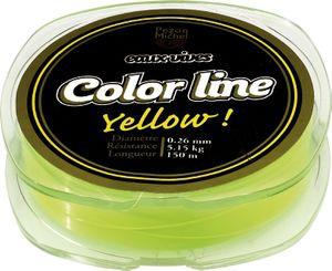 NYLON E.VIVES CARN.COLOR LINE YELLOW 0,30