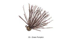 PLATON JIG !! 3.5G 03 - GREEN PUMPKIN