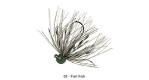 PLATON JIG !! 3.5G 08 - FISH FISH